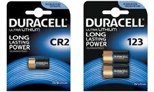 """DURACELL Foto-Batterie """"ULTRA"""", Lithium, CR2, 1er Blister"""