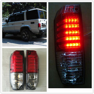 2X Taillight Rear Signal Light For Toyota Land Cruiser LC70 75 78 84-07 AMA NEW