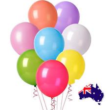 10x-30x-100x 30cm Latex Helium Party Wedding Birthday Balloons 22 Balloon Colors