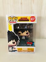 Animation My Hero Academia Dabi 2019 NYCC Exclusive Funko Pop