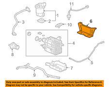 HONDA OEM 07-11 Civic 1.8L-L4 Emission-Vapor Canister Bracket 17358SNAA30