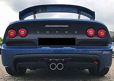 Lotus Exige V6 MK3 S / Sport 350  Edelstahl Sportauspuff Klappenauspuff