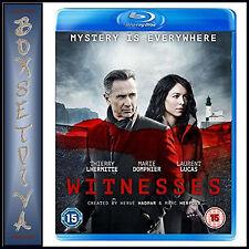 WITNESSES - COMPLETE SEASON 1 **BRAND NEW BLU-RAY**