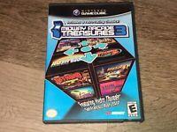Midway Arcade Treasures 3 Nintendo Gamecube Complete CIB Authentic