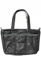 Jujube Mighty Be Earth Leather Black/Dizzy Daisies NWT