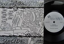 SOLE AGENTS Hollywood Dream-Suicide Zonka ZS001 RARE 1988 Excellent