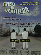 Matthew Klinck's GREG & GENTILLON (2005) Louis Durand Thomas Michael SEALED DVD