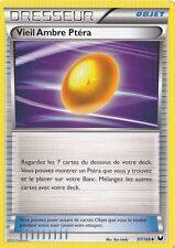 Vieil Ambre Ptéra -N&B:Explorateurs Obscurs-97/108-Carte Pokemon Neuve France