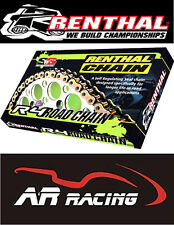 Renthal 530 R4 SRS Gold Sealed Superbike Drive Chain 118 Links