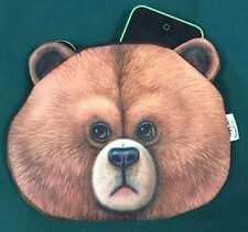 3D Bolsa De Maquillaje De Animales-Oso