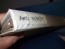 PRICEBOOKS IC OEM DISTRIBUTOR AMD 83/84/87 RARE LISTS IN ONE BINDER