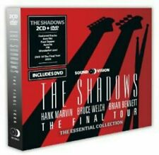 The Final Tour 0698458030627 by The Shadows CD With DVD