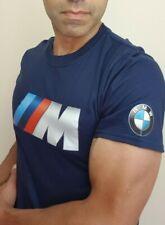 BMW M Power inspired Motorsports Alpina Mens Logo Racing T shirt M3 M4 M5 X3 X5