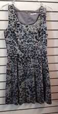 ladies dress size 10 NWOT Hot Options Animal Print C#4987 weekend summer holiday