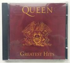 QUEEN CD Greatest Hits 1992 album compilation 17 classic songs Freddy Mercury