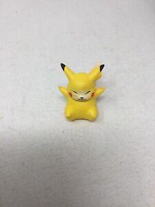 Tomy Pokemon PVC Plastic Mini Figure - PIKACHU