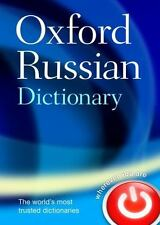 Oxford Russian Dictionary (2007, Hardcover, Revised)