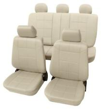 Beige Seat Covers with a Classy Leather Look-Holden Astra TS Hatchback 1998-2003