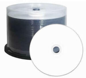 EXTEK DVD+R DL 8.5GB Dual Layer 8X Blank DVD Printable Made in Taiwan by Ritek