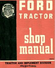 Heavy equipment manuals books for ford for sale ebay ford tractor 600 601 700 701 800 801 900 901 1801 shop service repair fandeluxe Images