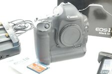 Canon EOS 1d Mark IV 16,1mp DSLR-Body, inneschi/Shutter Count 66954