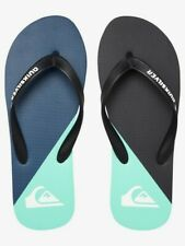 Quiksilver Men Flip Flops Molokai New Wave Casual Beach Slippers AQYL100987-XKBK