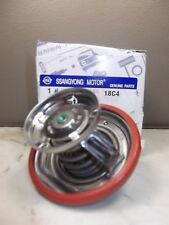 GENUINE SSANGYONG MUSSO SPORTS UTE 2.9L TD ALL MODEL THERMOSTAT & GASKET SET