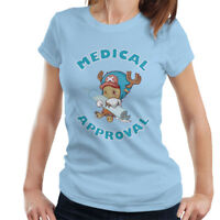 Tony Tony Chopper Medical Approval One Piece Women's T-Shirt
