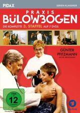 Praxis Bülowbogen Staffel 3 * DVD Kultserie Günter Pfitzmann Pidax Neu