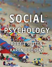 SOCIAL PSYCHOLOGY - NEW PAPERBACK BOOK
