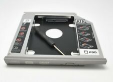 """2nd 12.7mm HDD Caddy IDE to SATA  2.5"""" For Dell Latitude D600 D610 D620 D630"""