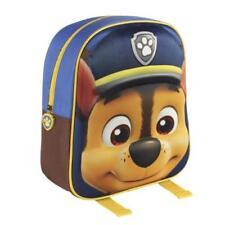 Bolsos de niño mochila color principal azul de poliéster