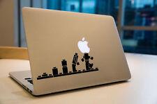 Leggo evolution Apple Macbook laptop vinyl decal skin made in Australia