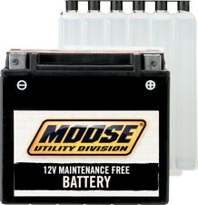 Moose Racing AGM Maintenance-Free YTX20HL-BS Battery Nonspillable 2113-0241