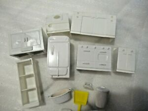 Doll House Furniture Lot