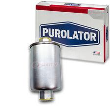 Purolator Fuel Filter for 1999-2006 Chevrolet Silverado 1500 - Gas Line su