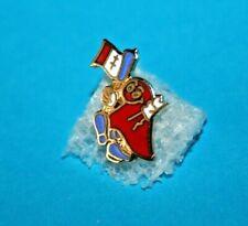 Pin's lapel pin pins RPR BONNET PHRYGIEN DRAPEAU FRANCE CROIX DE LORRAINE EGF