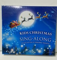 Kids Christmas Sing-Along [2-CD] Various Artists Music Discs NEW SEALED