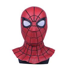 Avengers Infinity War Spiderman Mask Cosplay Iron Spiderman Superhero Mask Props