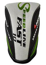 New Adams Golf Tour Speedine Fast 10 Club Cover Fairway Woods 3 5 X and 3+ NWT