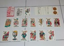 Carte NAIPE ESPANOL por MINGOTE Fournier MYR 1967 Cards Naipes Fibra Marfil