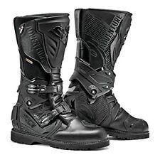 Stivali da guida fuoristrada impermeabile nero Sidi