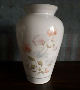 Large  and Heavy Denby vase