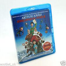 artturi joulu – joulupukin poika película blu-ray Región B ARTHUR CHRISTMAS