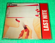 JAPAN:THE STROKES - Last Nite CD SINGLE,RARE!!