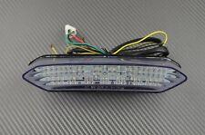 Feu arrière clair clignotant intégré tail light yamaha YFM700R raptor 700
