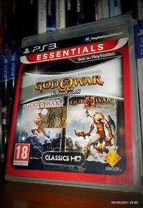 Gioco PS3 ita: GOD OF WAR COLLECTION **Usato Ottimo Stato** Playstation 3
