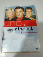 Nip Tuck Primera Temporada 1 Completa - 5 x DVD Español Ingles