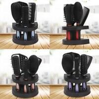 5x Professional Salon Hairbrush Womens Ladies Makeup Hand Hair Brush Comb Set UK