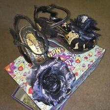 "Irregular Choice ""Weaver"" - high heels size EUR 39 UK 6.5"